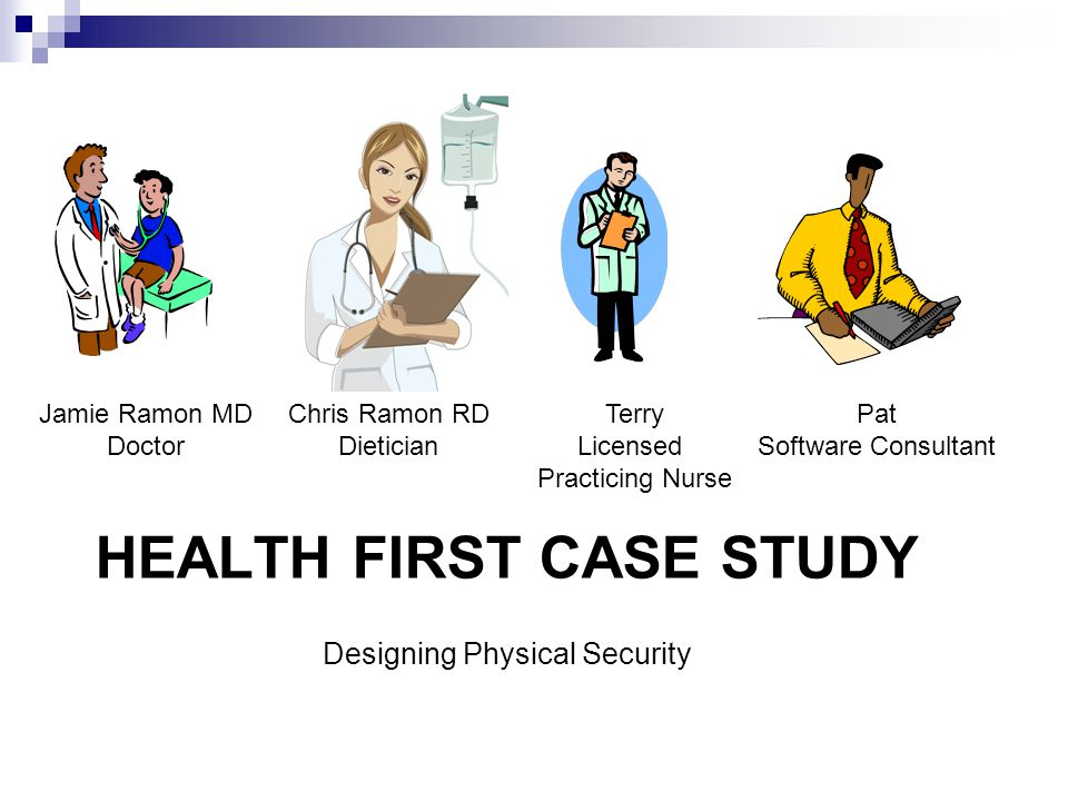 Health First Case Study