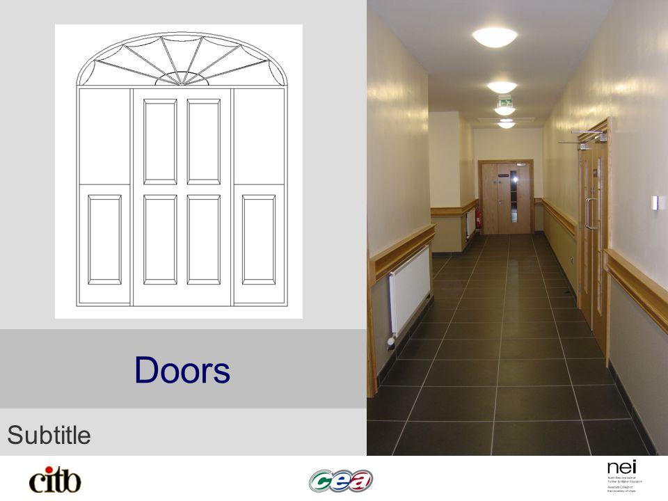 Doors Subtitle
