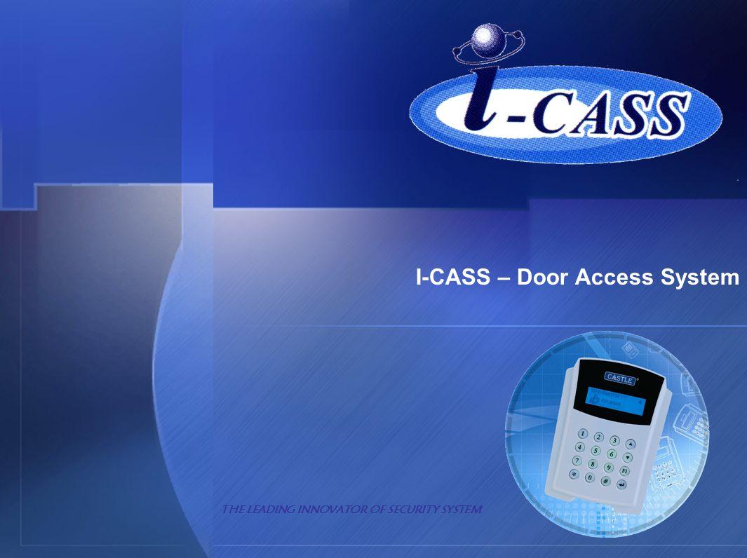 I-CASS – Door Access System