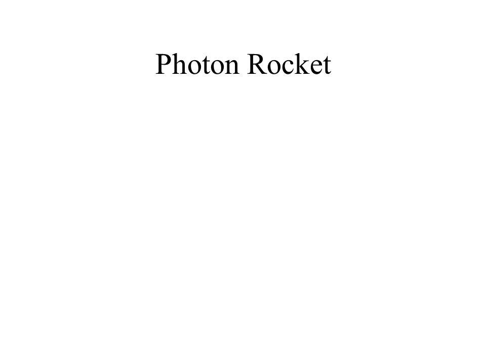 Photon Rocket