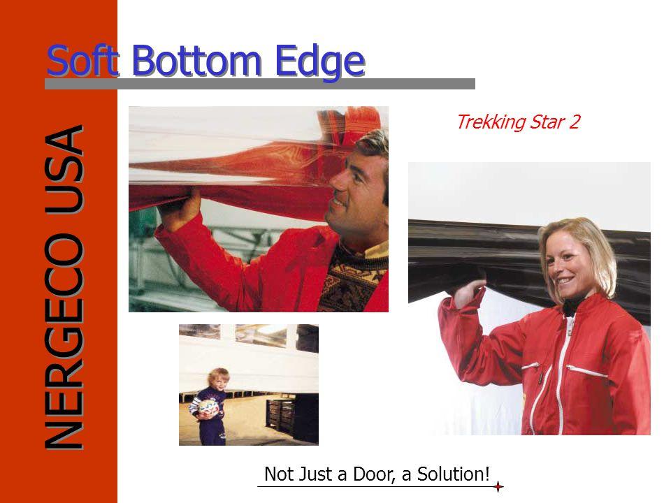 Soft Bottom Edge Trekking Star 2