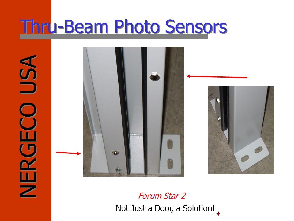 Thru-Beam Photo Sensors