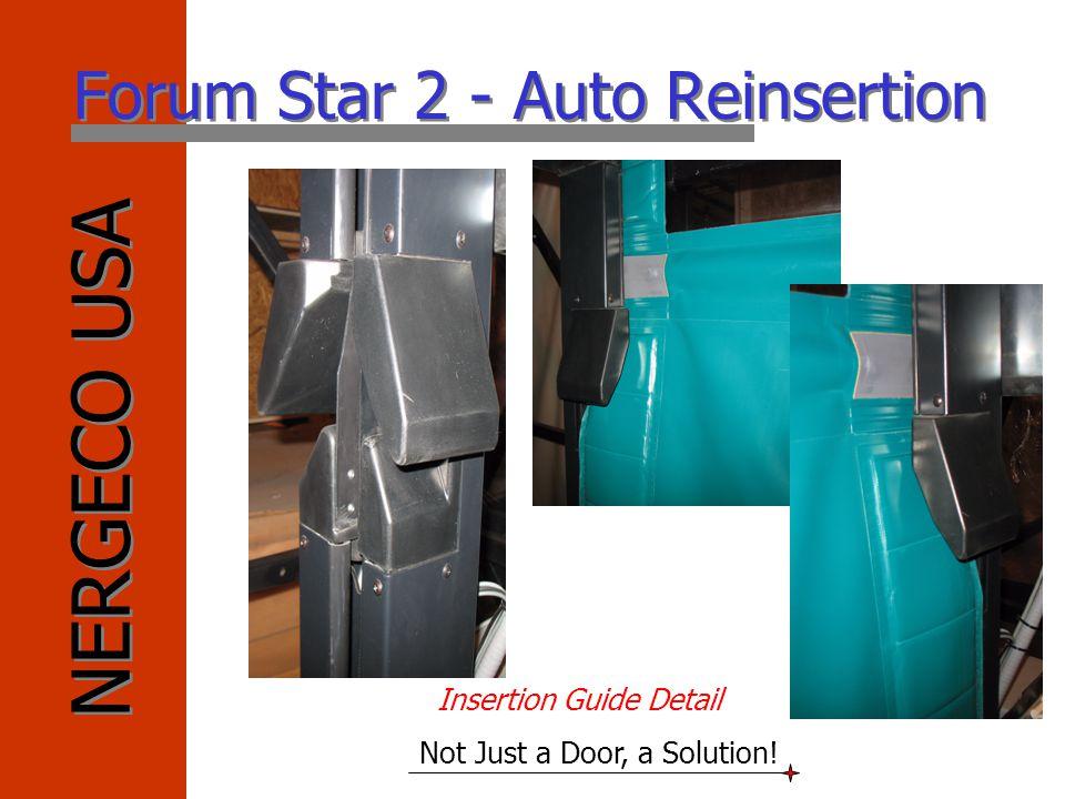 Forum Star 2 - Auto Reinsertion