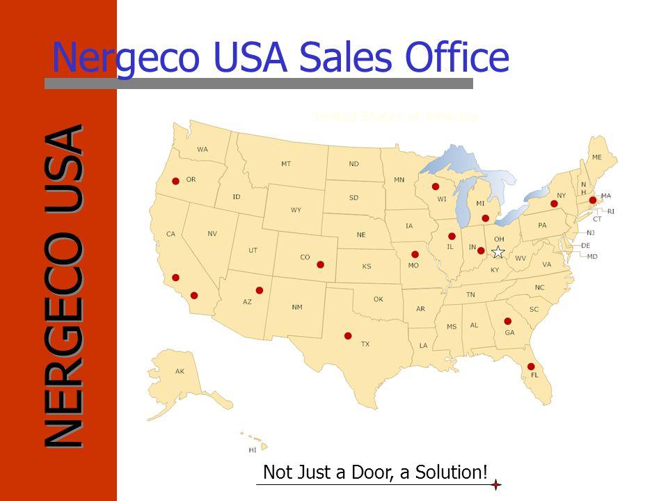 Nergeco USA Sales Office