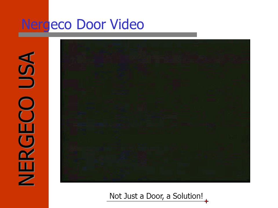 Nergeco Door Video
