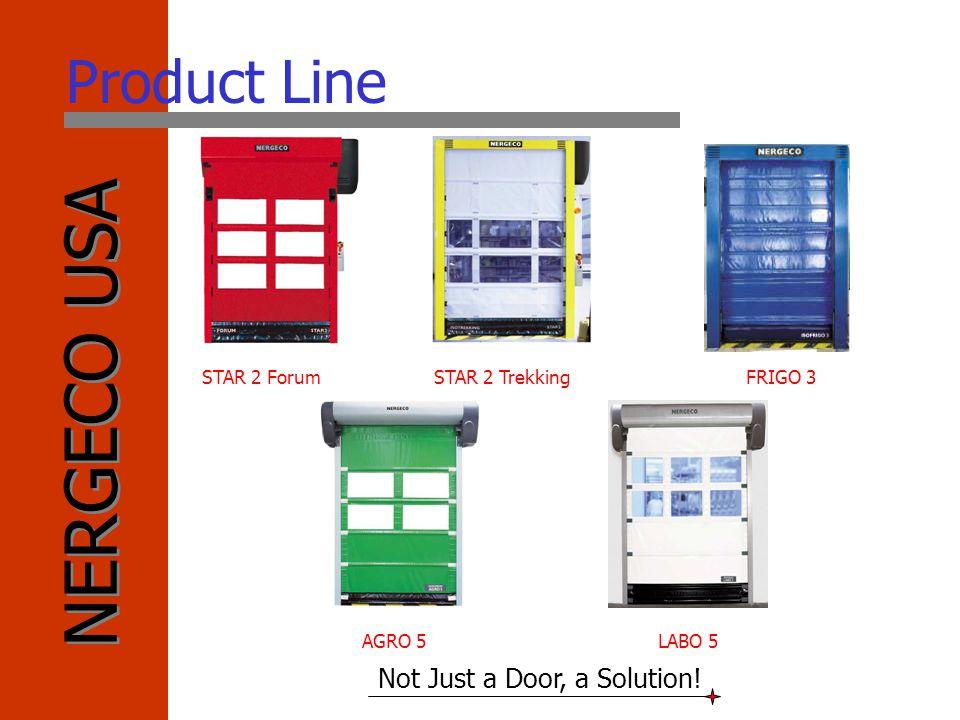 Product Line STAR 2 Forum STAR 2 Trekking FRIGO 3 AGRO 5 LABO 5