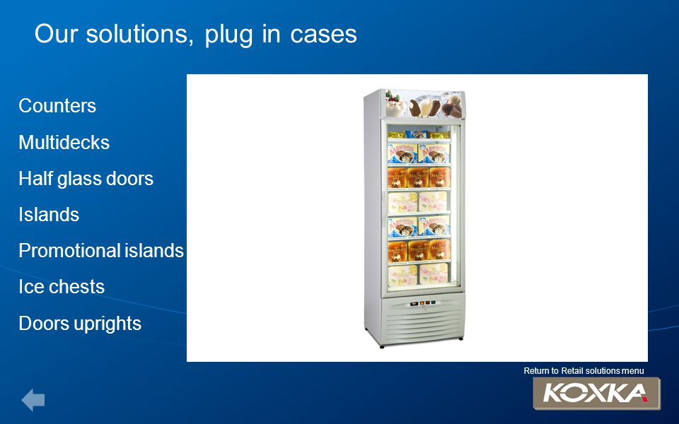 Our solutions, plug in cases
