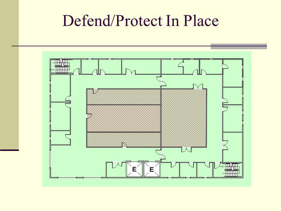 Defend/Protect In Place