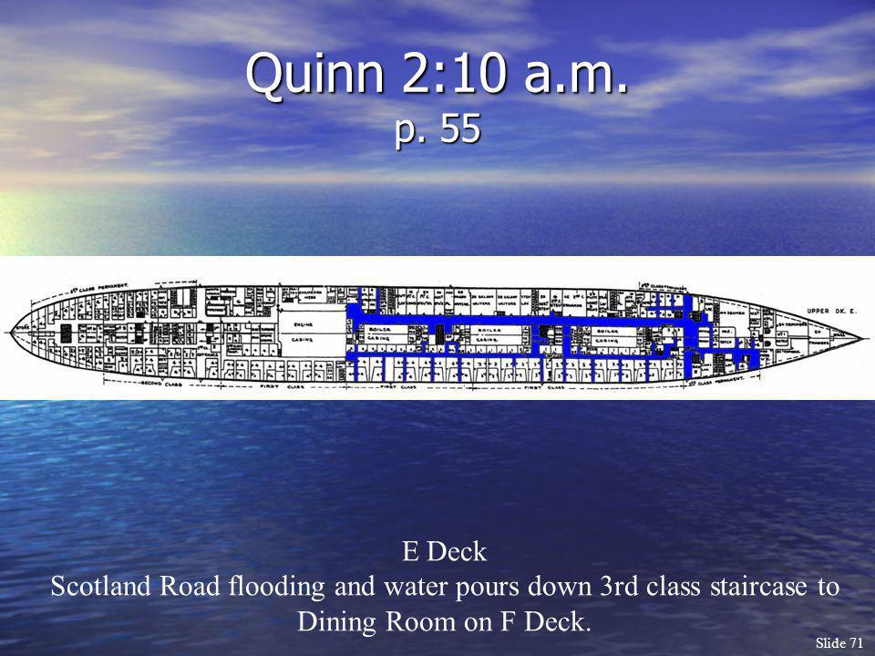 Quinn 2:10 a.m. p. 55 E Deck.