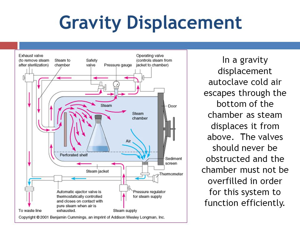 Gravity Displacement