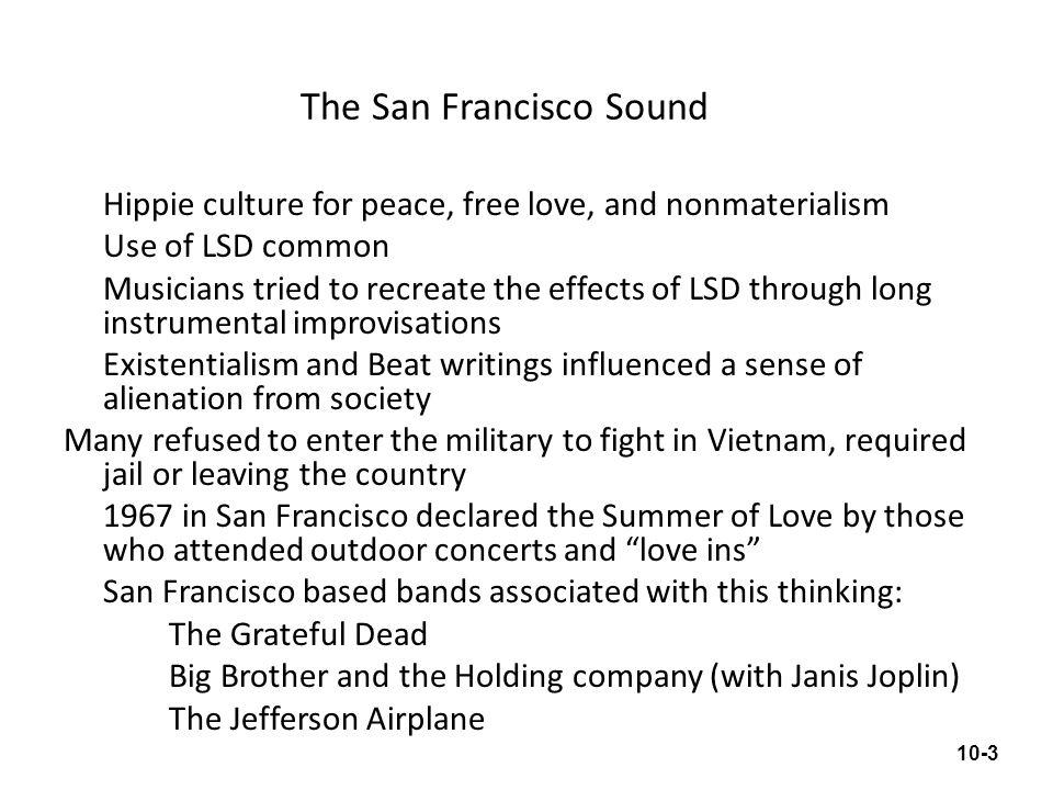 The San Francisco Sound