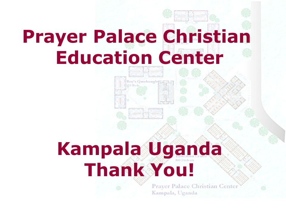 Prayer Palace Christian