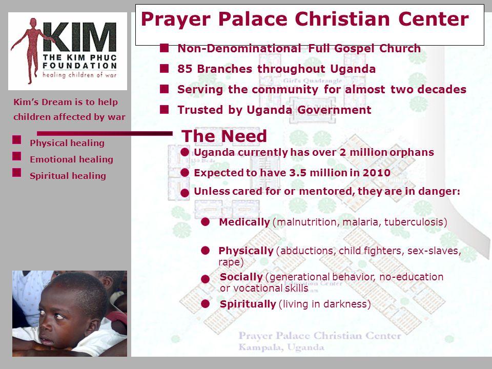 Prayer Palace Christian Center