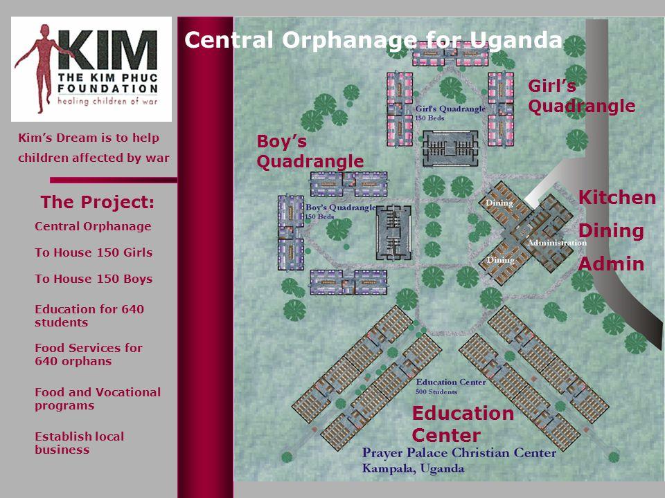 Central Orphanage for Uganda