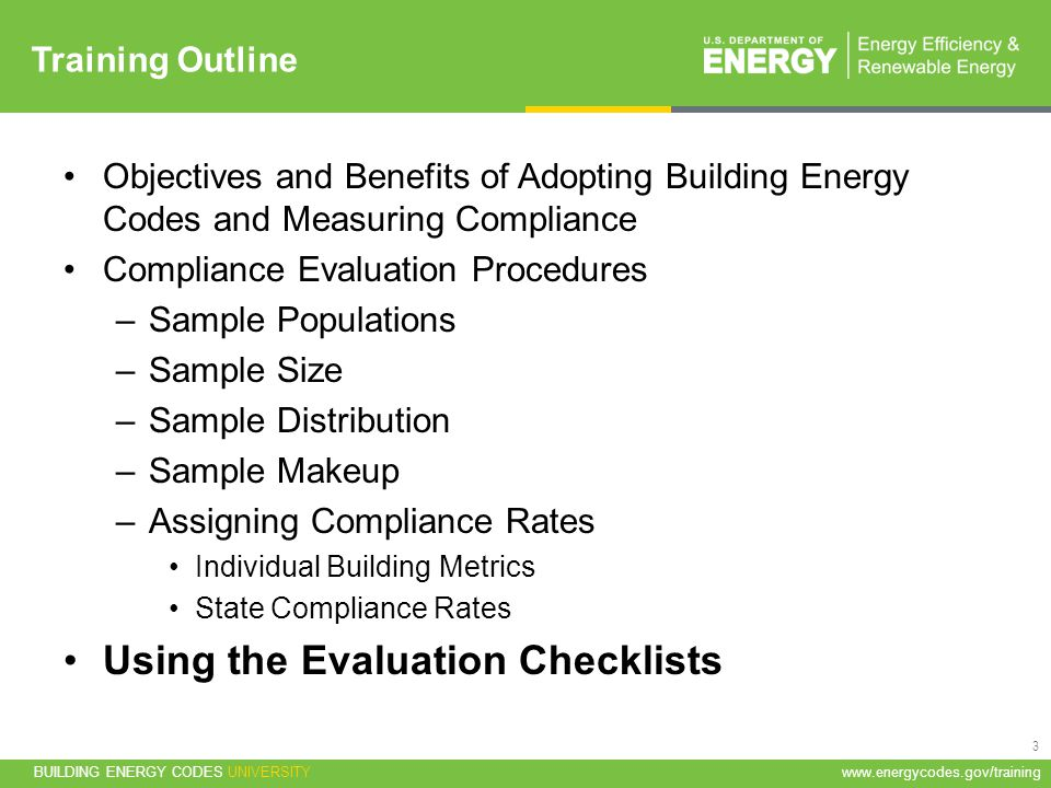 Using the Evaluation Checklists