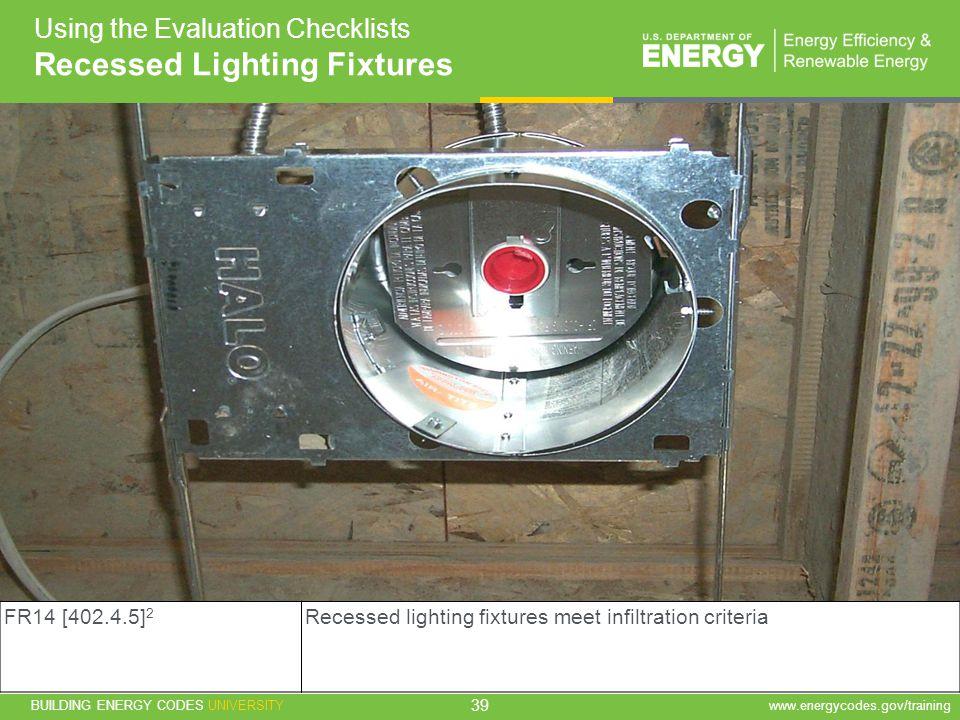 Recessed Lighting Fixtures