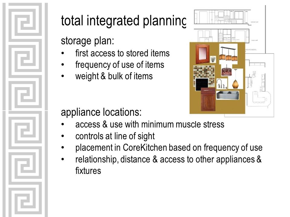 total integrated planning