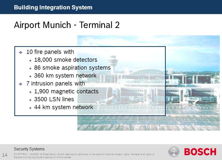 Airport Munich - Terminal 2