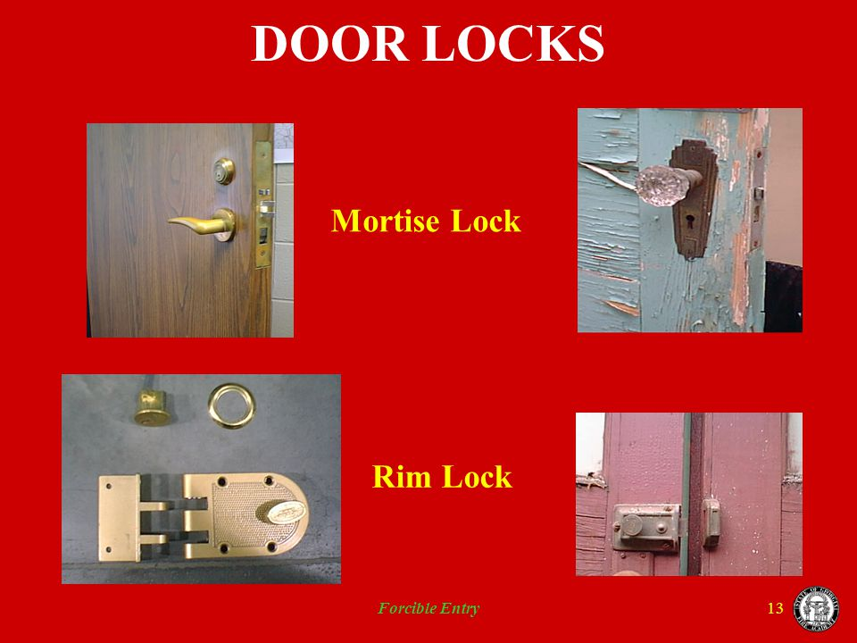 Fire Fighter Entry Tool For Door Locks State Of Georgia