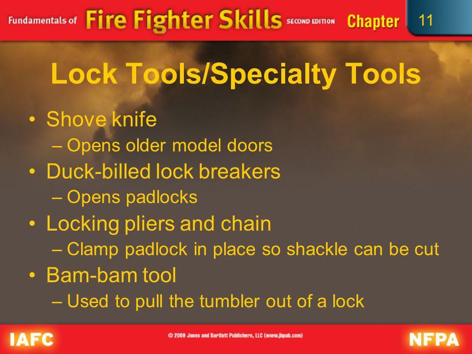 Lock Tools/Specialty Tools