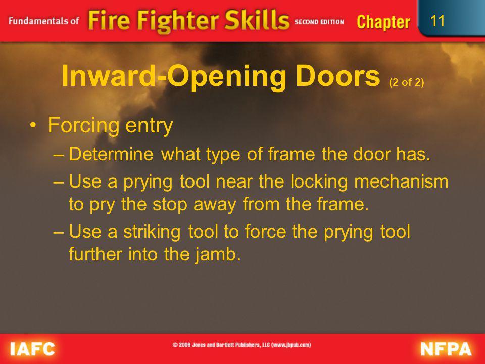 Inward-Opening Doors (2 of 2)