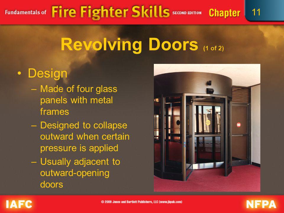 Revolving Doors (1 of 2) Design