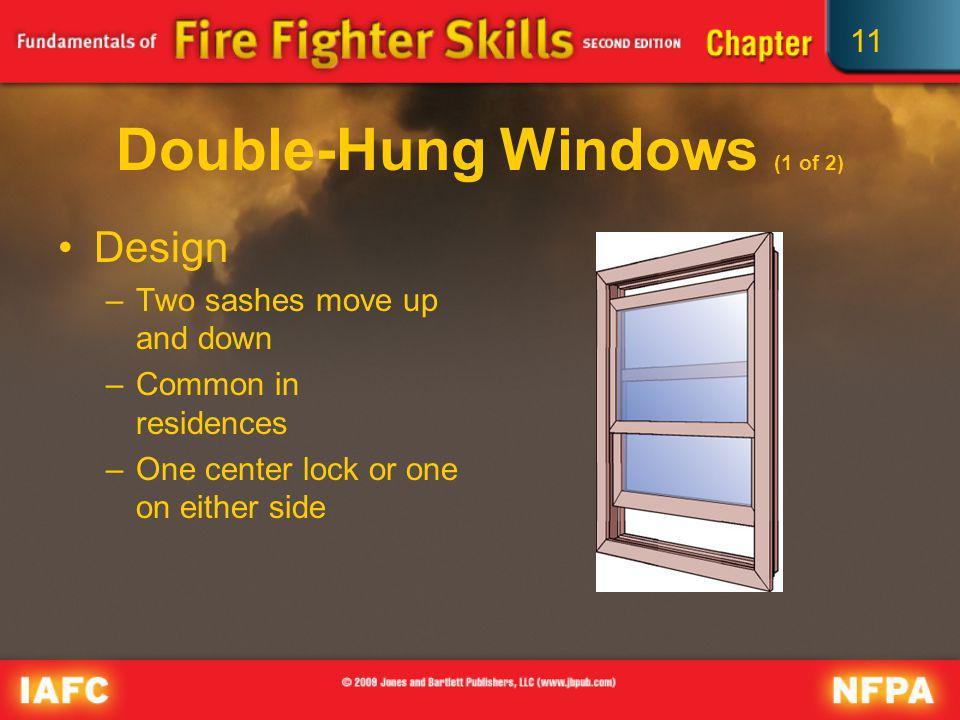 Double-Hung Windows (1 of 2)