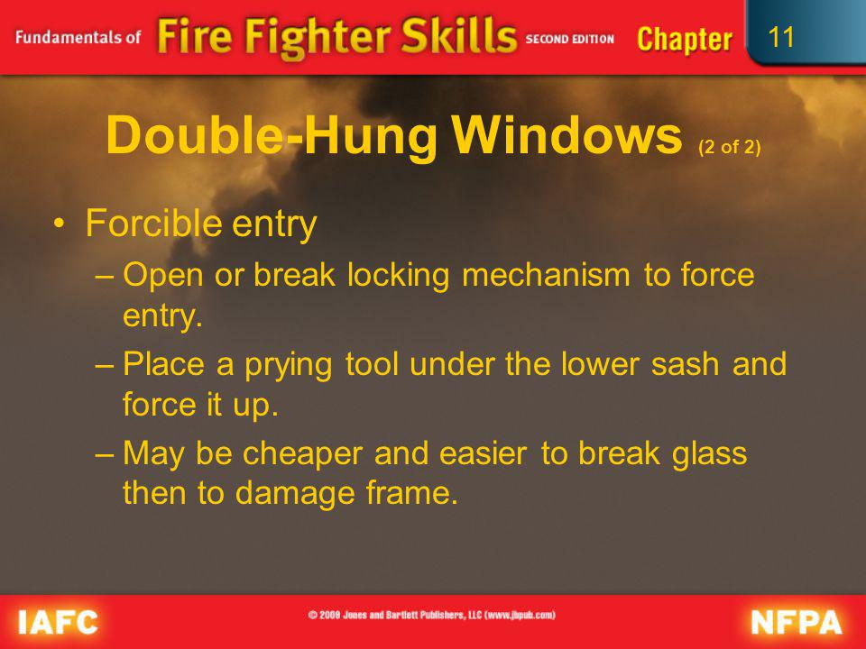 Double-Hung Windows (2 of 2)