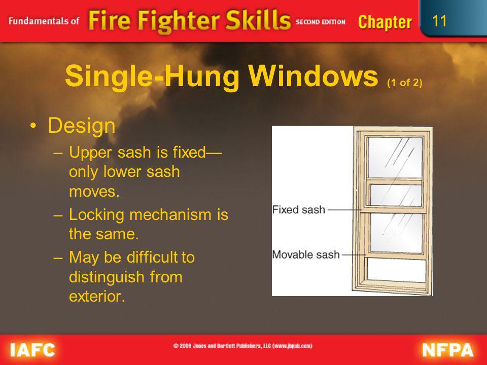 Single-Hung Windows (1 of 2)
