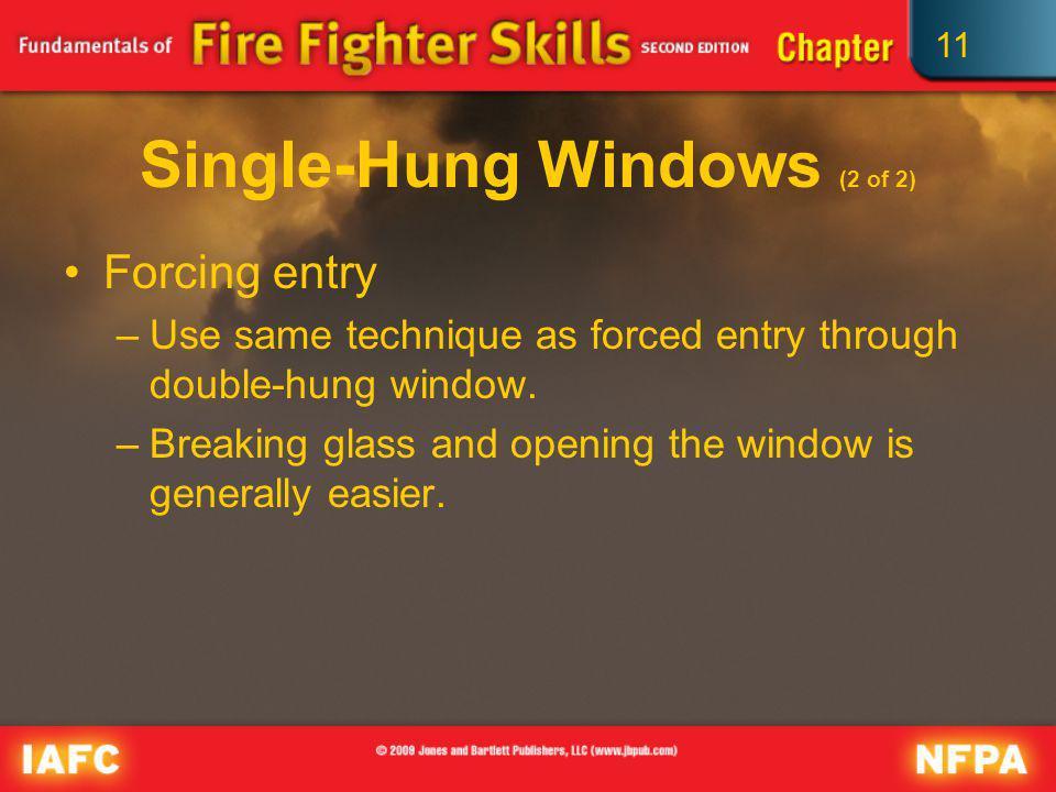 Single-Hung Windows (2 of 2)