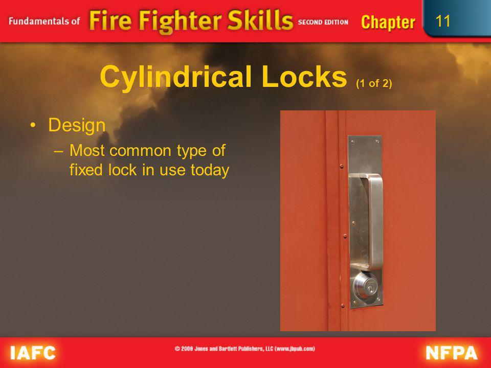 Cylindrical Locks (1 of 2)
