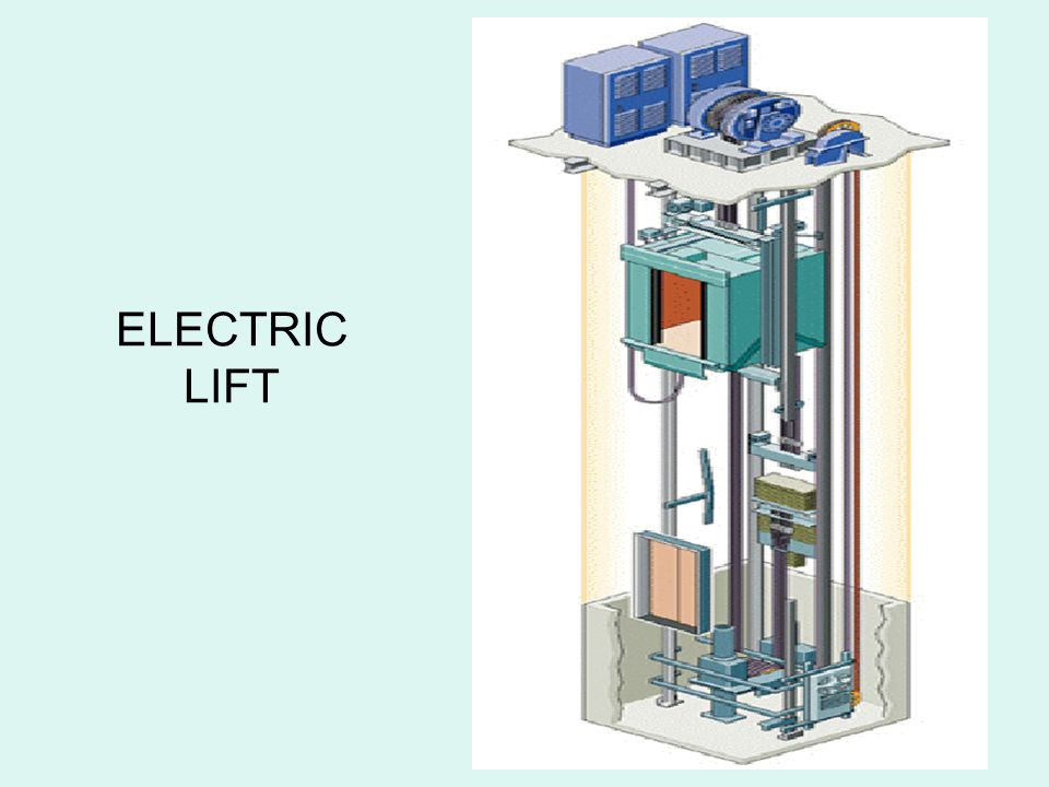 ELECTRIC LIFT
