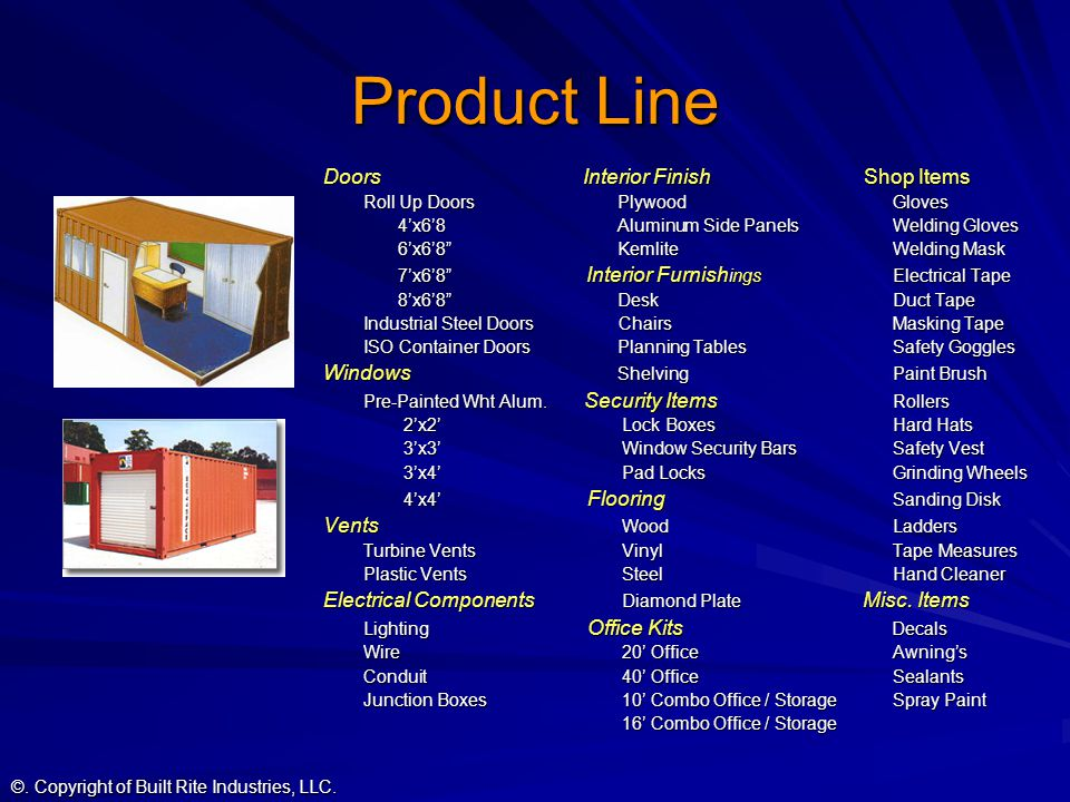 Product Line Doors Interior Finish Shop Items