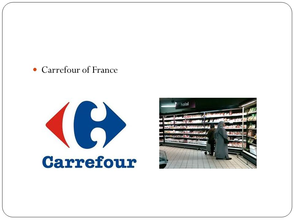 Carrefour of France