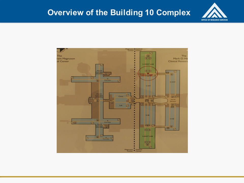 Overview of the Building 10 Complex