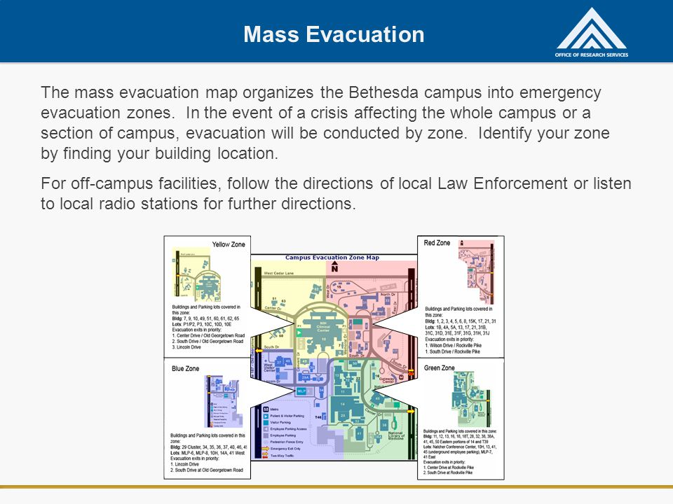 Mass Evacuation