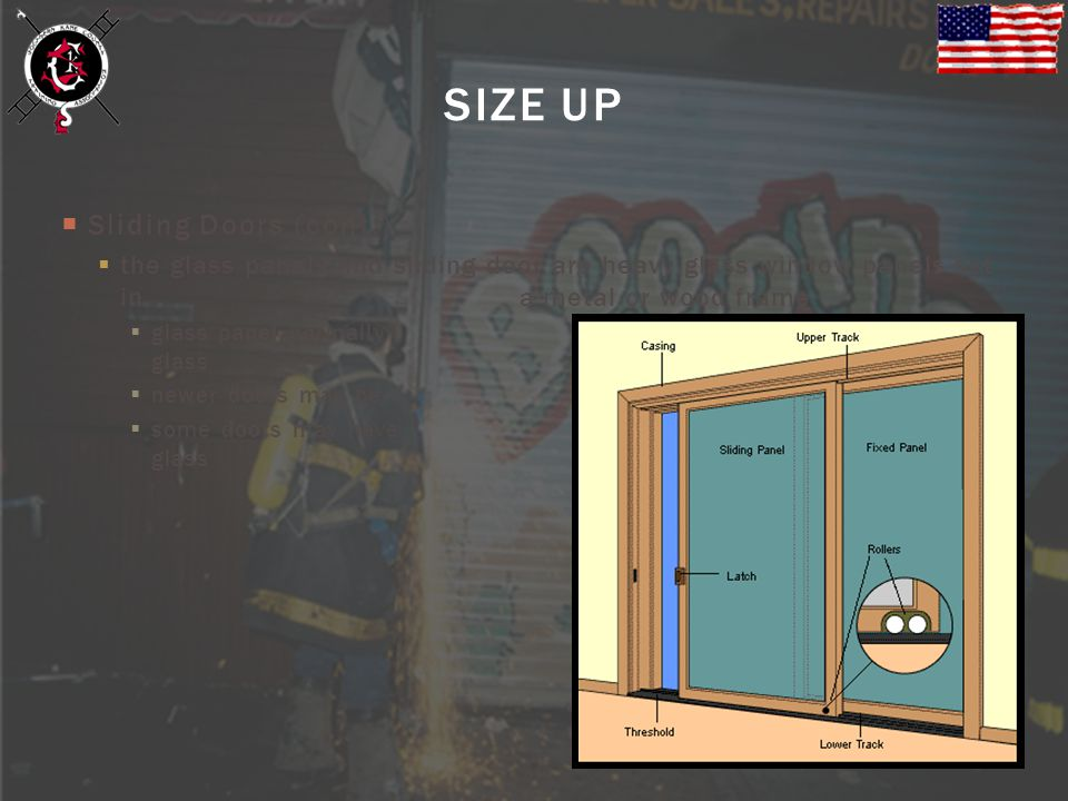 SIZE UP Sliding Doors (cont.)