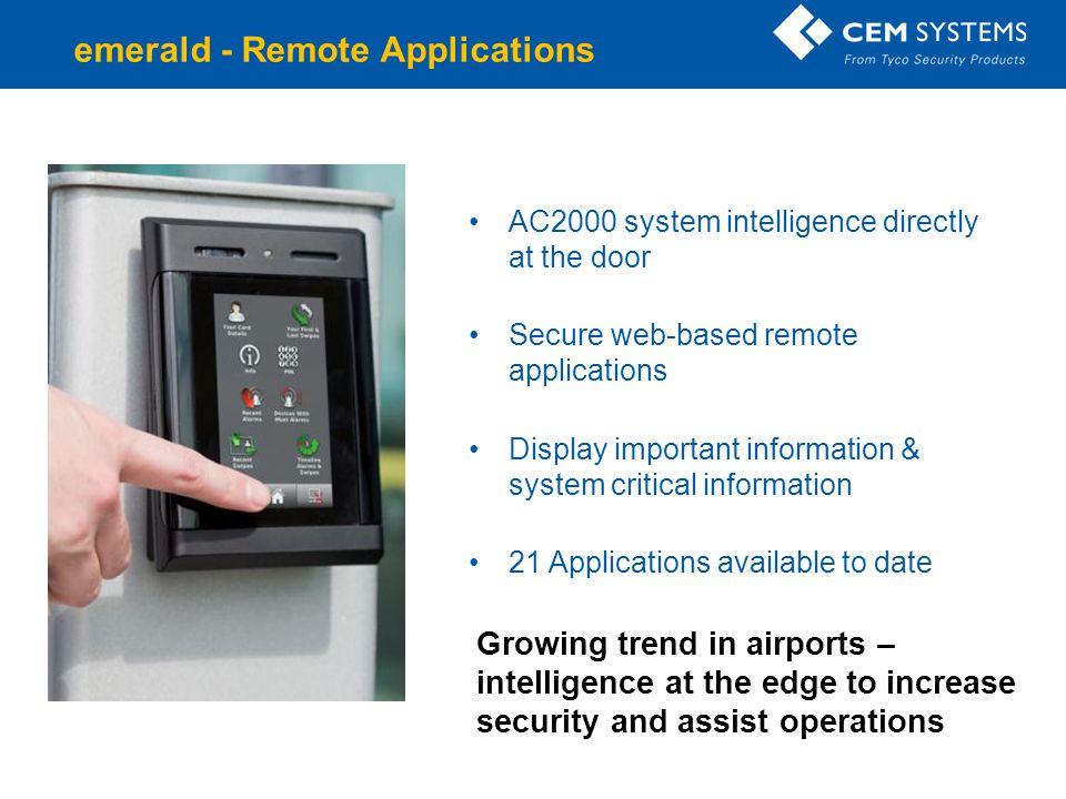 emerald - Remote Applications