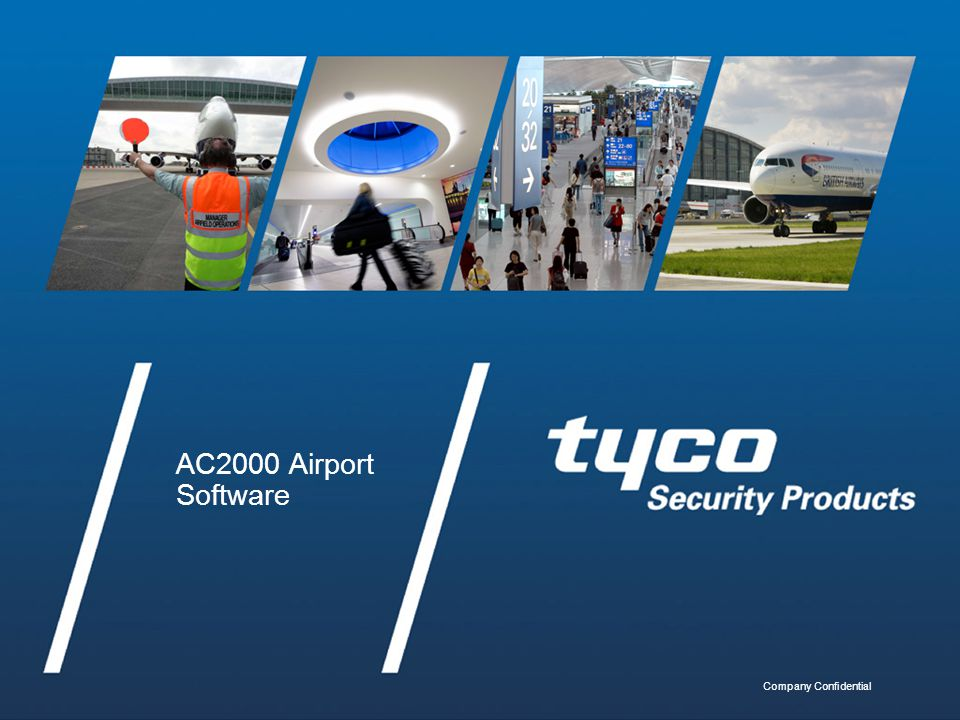 AC2000 Airport Software Company Confidential