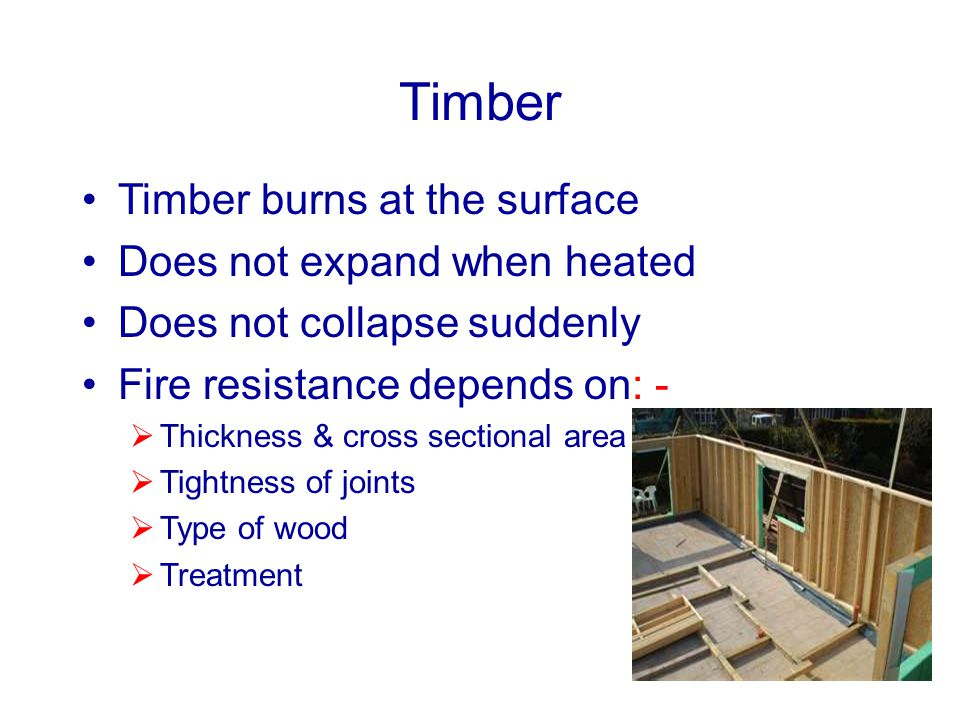 fire resistance of timber pdf