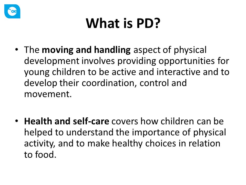 What is PD