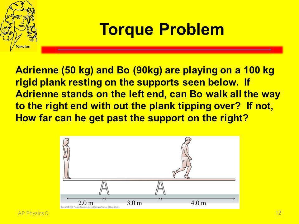 Torque Problem