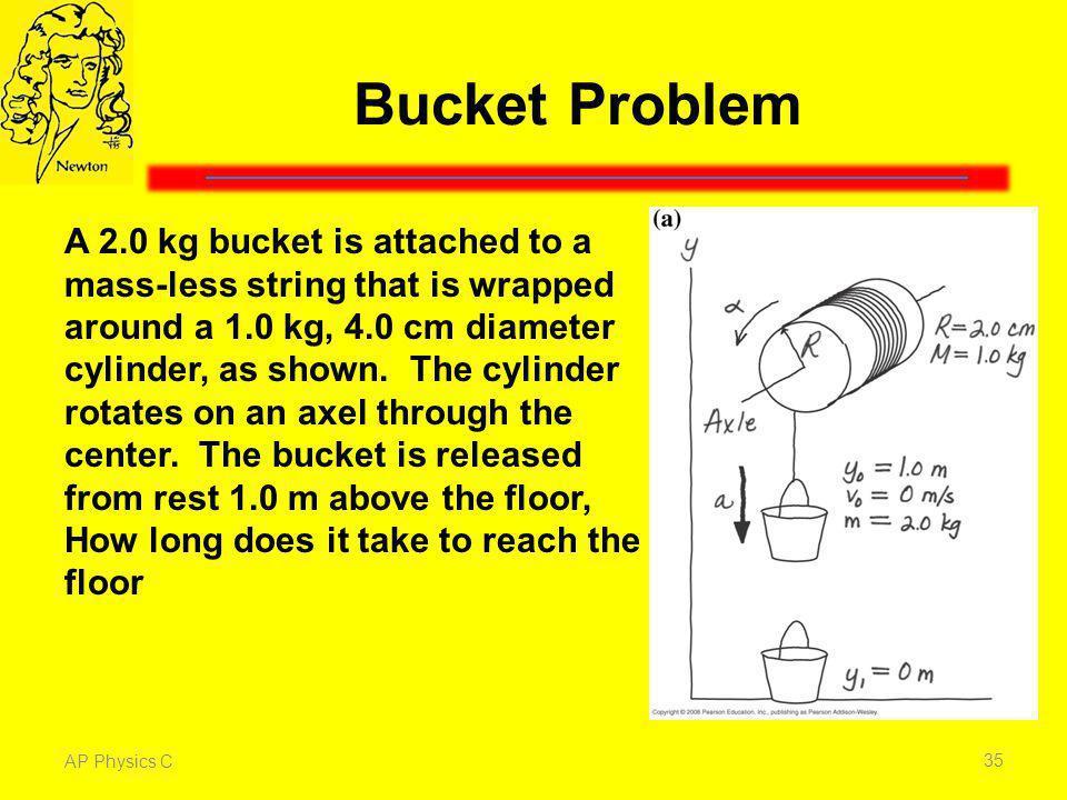 Bucket Problem