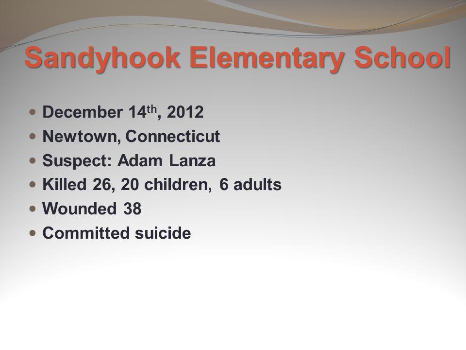 Sandyhook Elementary School