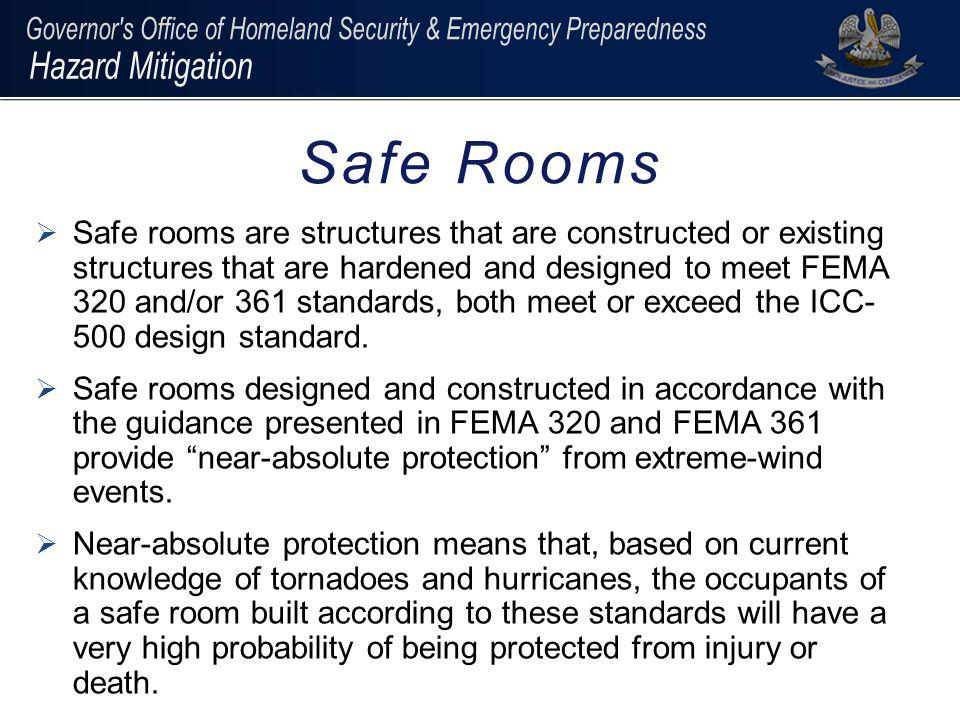 Safe Rooms