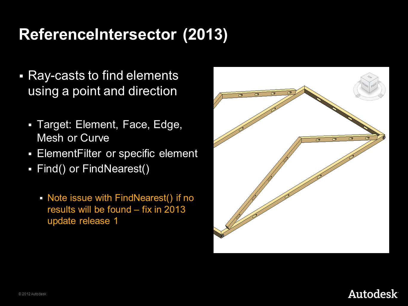 ReferenceIntersector (2013)