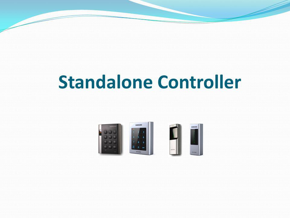 Standalone Controller