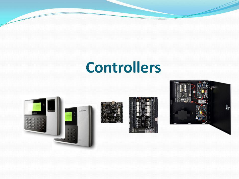 Controllers 8