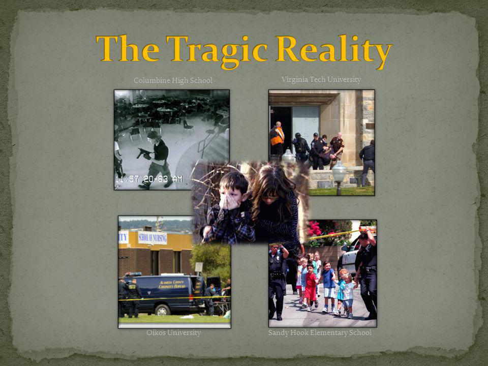 The Tragic Reality Columbine High School Virginia Tech University