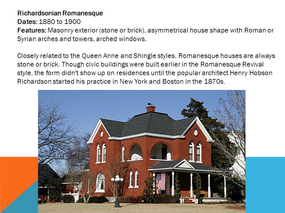Richardsonian Romanesque